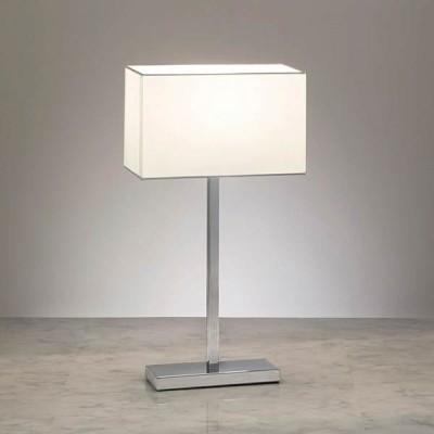 照明スタンド寝室テーブルスタンドシンプル クロームメッキ ERF2053SA