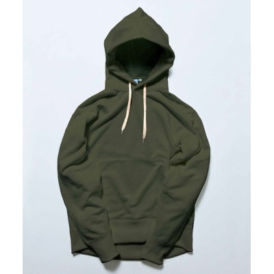 THE MILES / BRING ブリング DRYCOTTONY Sweat Hooded Pullover プルオーバー パーカー スウェット ドライコットン MEN トップス > パーカー