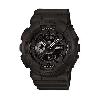 カシオ CASIO レディース腕時計 BABY-G BA-110BC-1AJF ブラック/ブラック
