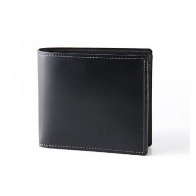 SOMES HV-02 2つ折財布(ブラック)