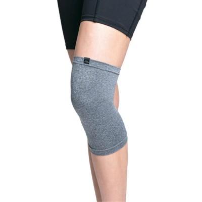 (TOKYO DESINE CHANNEL/トウキョウデザインチャンネル)TERAX 筋肉疲労緩和  膝サポーター/ユニセックス グレー
