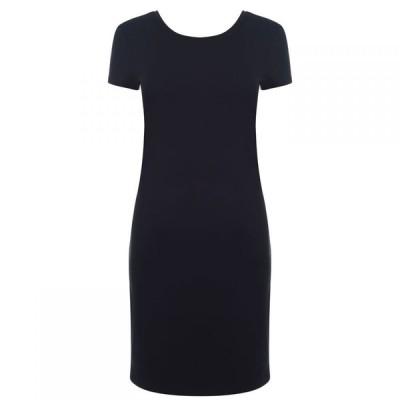 アルマーニ Armani Exchange レディース ワンピース ワンピース・ドレス Tape Dress Blueberry
