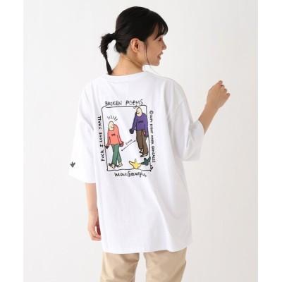 tシャツ Tシャツ MARK GONZALES マークゴンザレス 別注 グラフィックプリントTシャツ