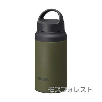 SAHARA MUG(サハラマグ) 真空断熱ボトル ステンレスボトル モスフォレスト 400ml TIGER(タイガー魔法瓶) MCZ-S040