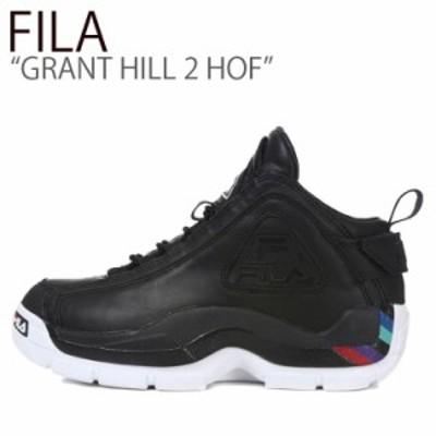 フィラ スニーカー FILA メンズ GRANT HILL 2 HOF グラント ヒル 2 ホーフ BLACK ブラック FS1HTB3410X シューズ