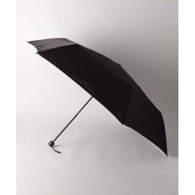 【グリーンレーベルリラクシング】 GLR HOLDING アンブレラ 折りたたみ傘 メンズ ブラック FREE green label relaxing