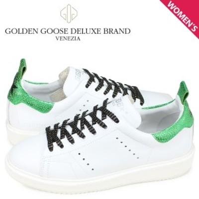 ゴールデングース Golden Goose スニーカー スターター レディース SNEAKERS STARTER ホワイト G34WS631 O8