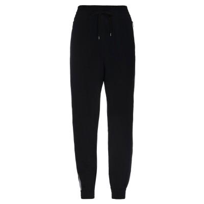 ヌメロ ヴェントゥーノ N°21 パンツ ブラック 46 アセテート 69% / シルク 31% / ナイロン パンツ