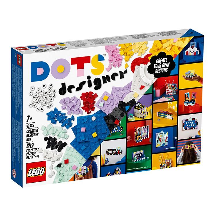 LEGO 41938 豆豆系列 創意設計師組合【必買站】樂高盒組
