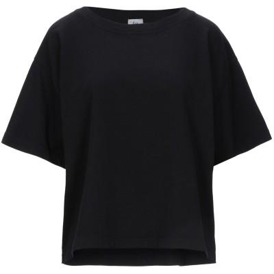 アティックアンドバーン ATTIC AND BARN T シャツ ブラック M コットン 100% T シャツ