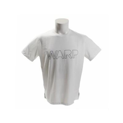 ザ・ワープ・バイ・エネーレ(The Warp By Ennerre) Tシャツ メンズ 半袖 グラフィック WB37JA18 WHT カットソー オンライン価格 (メンズ)