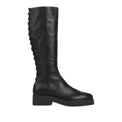 アリジ ALYSI ブーツ ブラック 37 革 ブーツ