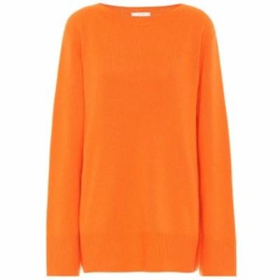 ザ ロウ The Row レディース ニット・セーター トップス Sibel wool and cashmere sweater Mandrin