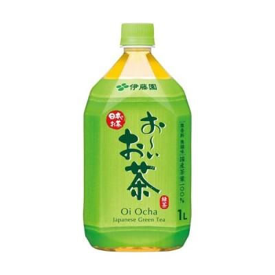 伊藤園 おーいお茶緑茶1L