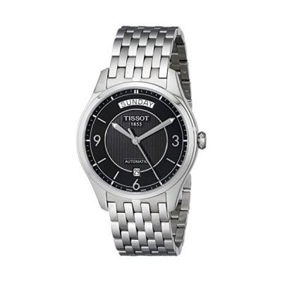ティソ Tissot 男性用 腕時計 メンズ ウォッチ ブラック T0384301105700
