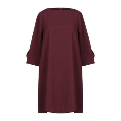ROSSOPURO ミニワンピース&ドレス ボルドー XS ポリエステル 93% / ポリウレタン 7% ミニワンピース&ドレス