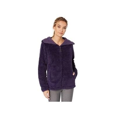 バートン Lynx Full Zip Fleece レディース コート アウター Purple Velvet