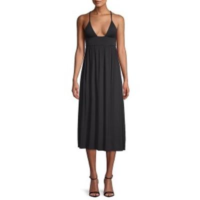 レイチェルパリー レディース ワンピース トップス Rachel Pally Veronique Midi Dress black