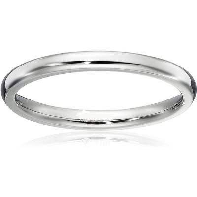 LOVE Beauties Athena Jewelry Titanium Series 1.5 MM Titanium Comfort F