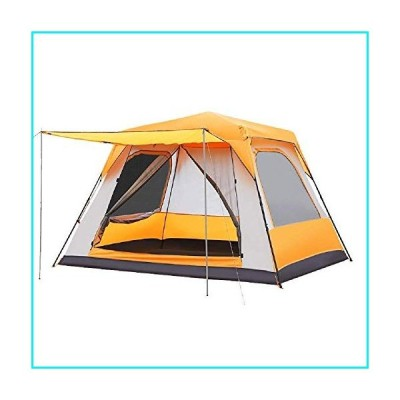 NOLOGO 5-6Person Pop up Tent ,Lightweight Automatic Portable Tent Backpacking Tent Water Repellent Sun Shelter for Outdoor Indoor Family Camping Pic