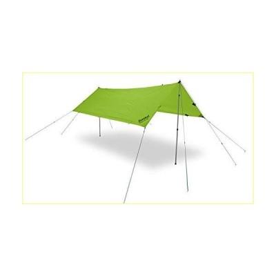 Eureka! Trail Fly Customizable Camping Tarp, 10 Feet, Jasmine Green【並行輸入品】