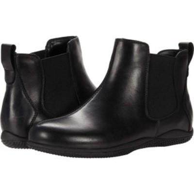 ソフトウォーク SoftWalk レディース ブーツ シューズ・靴 Highland Black Leather