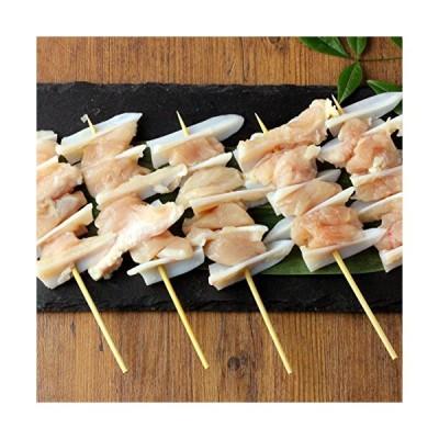 水郷のとりやさん 国産 鶏肉 やげん軟骨串 生串 5本入 焼き鳥 生 串 手刺し やきとり