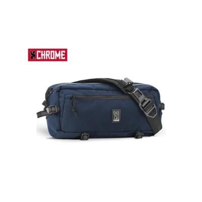 (春の応援セール)クローム(CHROME) KADET NYLON NAVY BLUE/ALUMINIUM ボディーバッグ