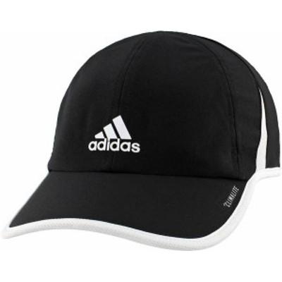 アディダス レディース 帽子 アクセサリー adidas Women's SuperLite Hat Black/White