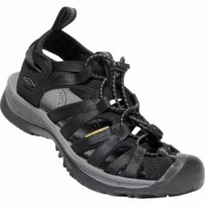 キーン サンダル・ミュール Whisper Sandals BLACK/MAGNET