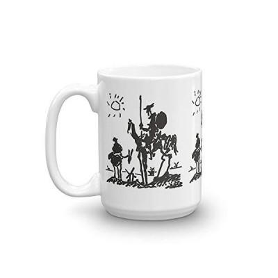 【並行輸入品】Pablo Picasso 15 Oz Mugs Made Of Durable Ceramic With An Easy Grip Handle.This Coffee Mug Has A Hefty But Classic Feel