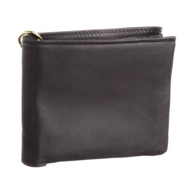[ティサンド] 財布 日本製ソフトオイルレザー袋縫い 66590 ブラック