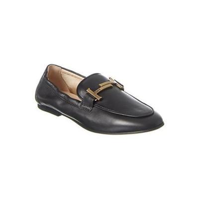 レディース アクセサリー  TOD's Leather Loafer