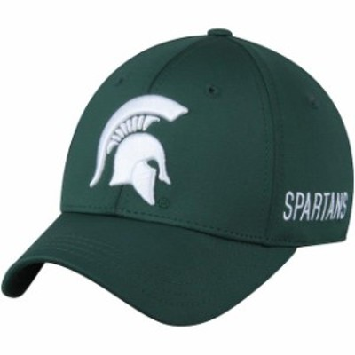 Top of the World トップ オブ ザ ワールド スポーツ用品  Top of the World Michigan State Spartans Green Choice Flex Hat