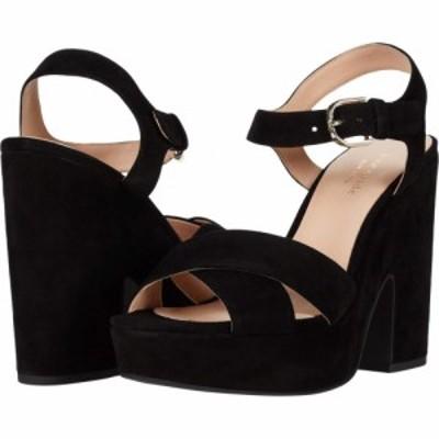 ケイト スペード Kate Spade New York レディース サンダル・ミュール シューズ・靴 Grace Black