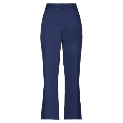 QL2  QUELLEDUE パンツ ブルー 48 コットン 96% / ポリウレタン 4% パンツ