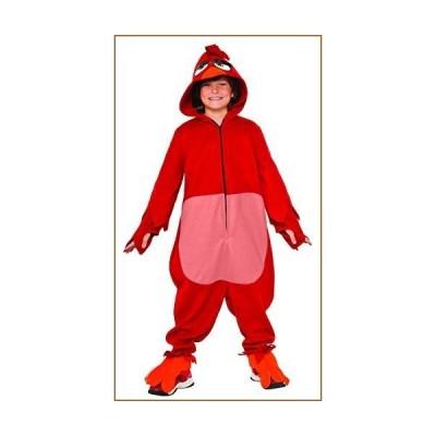 Rubie's Costume Kids Angry Birds Movie Costume, Red, Large【並行輸入品】
