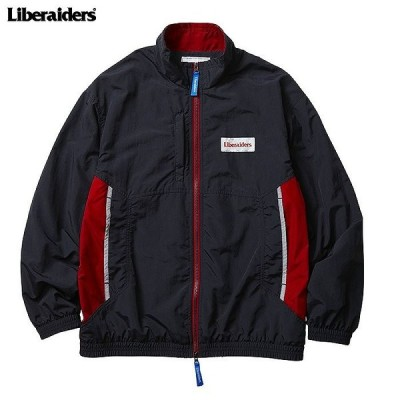 Liberaiders リベレイダース ジャケット アウター LIBERAIDERS TRACKER JACKET トラックジャケット ナイロンジャケット ウィンドブレーカー