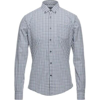 ウールリッチ WOOLRICH メンズ シャツ トップス Checked Shirt Light grey