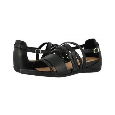 SoftWalk ソフトウォーク レディース 女性用 シューズ 靴 サンダル Tula - Black