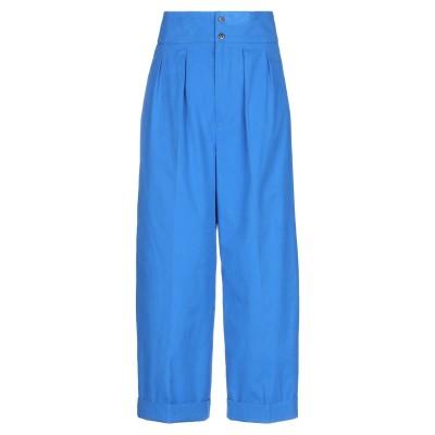 ベルローズ BELLEROSE パンツ アジュールブルー 0 コットン 100% パンツ