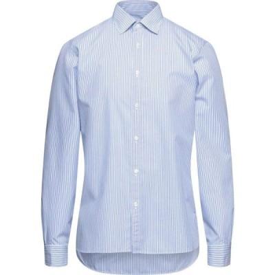 ブルックス ブラザーズ RED FLEECE by BROOKS BROTHERS メンズ シャツ トップス Striped Shirt Sky blue
