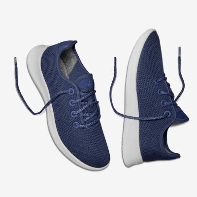 allbirds オールバーズ シューズ スニーカー Tree Runners ツリー ランナーズ  Kauri Marine Blue ネイビー ブルー メンズ 天然素材 取り寄せ