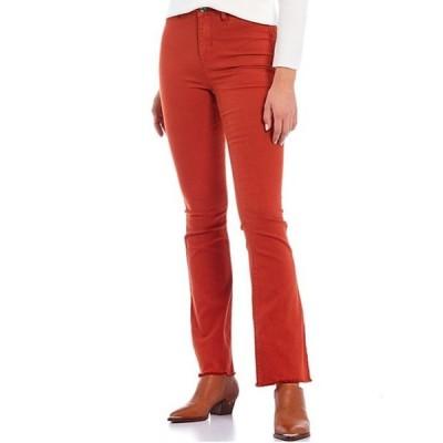 エーラブズエー レディース デニムパンツ ボトムス 5 Pocket Twill Flare Jeans