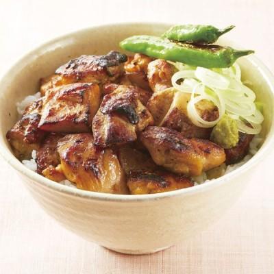 グルメ 冷凍食品 業務用 炭火焼 鶏ももカット 500g 17804 弁当 IQF バラ凍結 焼き鳥 一口サイズ 和風調理食品 おつまみ 肉料理 レンジ