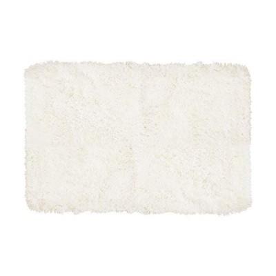 オカ 乾度良好 Dナチュレ バスマット 約36×55cm (ホワイト)