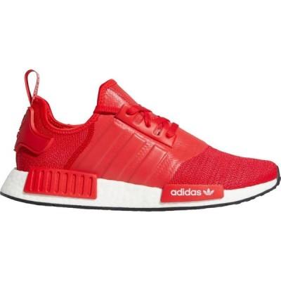 アディダス adidas メンズ シューズ・靴 Originals NMD_R1 Shoes Scarlet/White/Black