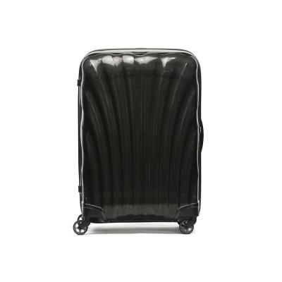 (Samsonite/サムソナイト)【正規品10年保証】サムソナイト スーツケース Samsonite Cosmolite コスモライト Spinner 75 94L 10~14泊 V22-304/ユニセックス ブラック