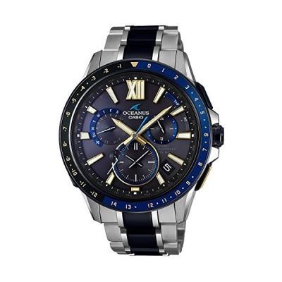 [カシオ] 腕時計 オシアナス GPSハイブリッド電波ソーラー OCW-G1200D-1AJF