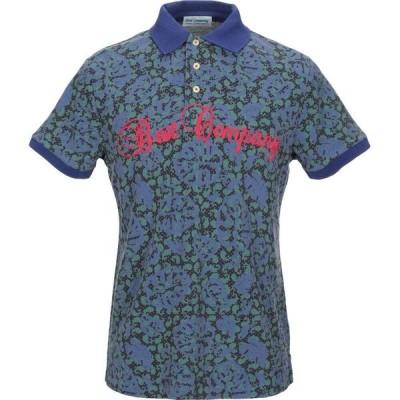 ベストカンパニー BEST COMPANY メンズ Tシャツ トップス t-shirt Blue